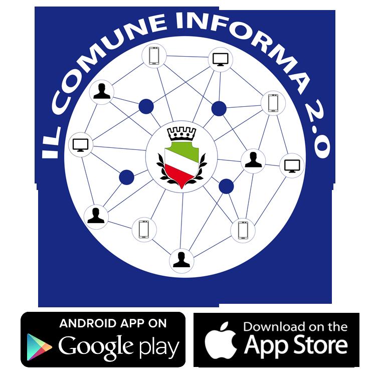 Avviso : Predisposizione dell'Applicazione Il Comune Informa 2.0 al servizio dei cittadini