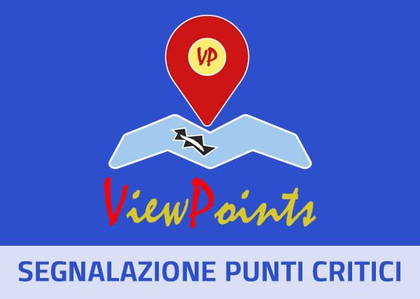 Il Comune attiva il Viewpoints.it - Servizio di segnalazione e richieste di intervento
