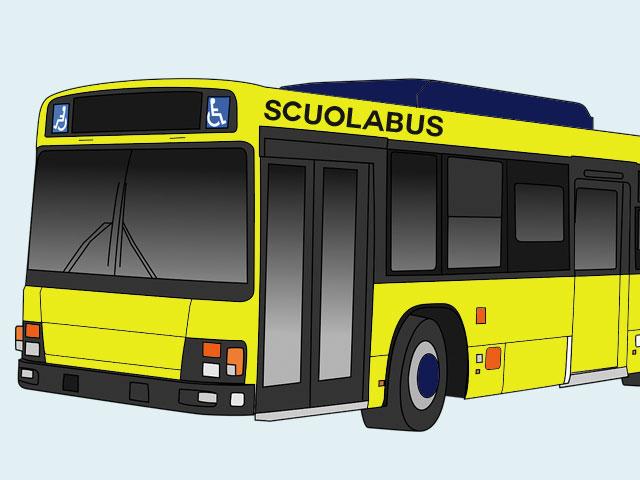 Avviso: Orario provvisorio trasporto alunni valido dal 13/09/2021