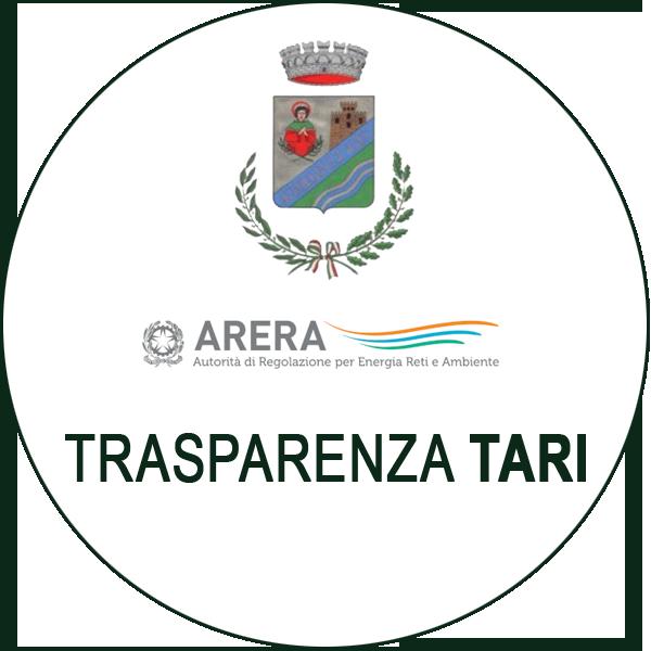 AVVISO: Pubblicazione Sezione Trasparenza TARI